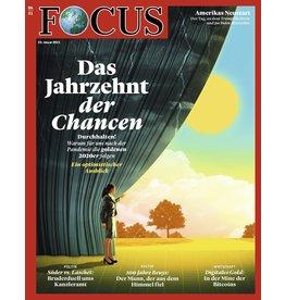 FOCUS Magazin Das Jahrzehnt der Chance