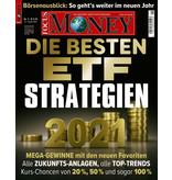 FOCUS MONEY FOCUS MONEY – Die besten ETF-Strategien 2021: Mega-Gewinne mit den neuen Favoriten