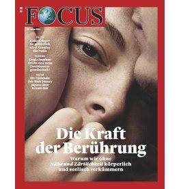 FOCUS Magazin Die Kraft der Berührung