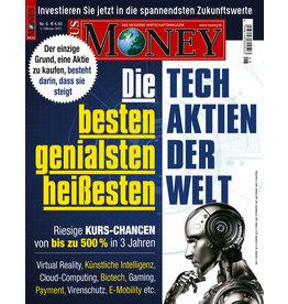 FOCUS-MONEY Die besten, genialsten und heißesten Tech-Aktien der Welt