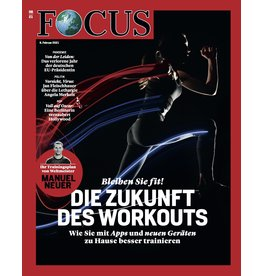 FOCUS Magazin Die Zukunft des Workouts