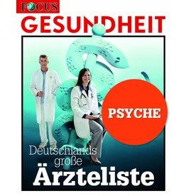 FOCUS-GESUNDHEIT Ärzteliste: Psyche