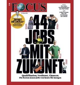 FOCUS Magazin 44 Jobs mit Zukunft