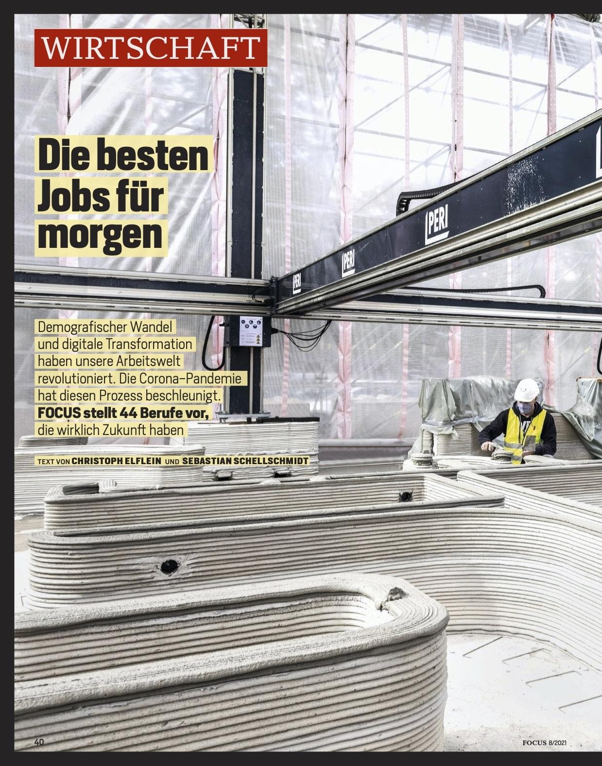 FOCUS Magazin FOCUS Magazin - 44 Jobs mit Zukunft