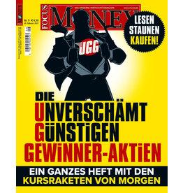 FOCUS-MONEY Die unverschämt günstigsten Gewinner-Aktien