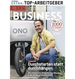 FOCUS-BUSINESS Die Top-Arbeitgeber 2021