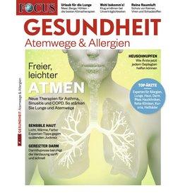 FOCUS-GESUNDHEIT Atemwege & Allergien 2021