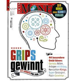 FOCUS-MONEY GRIPS gewinnt