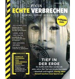 FOCUS Magazin Echte Verbrechen Nr. 04/2021