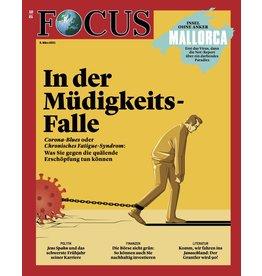 FOCUS Magazin In der Müdigkeits-Falle