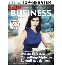 FOCUS-BUSINESS Die Top-Berater 2021