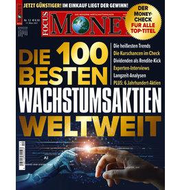 FOCUS-MONEY Die 100 besten Wachstumsaktien weltweit