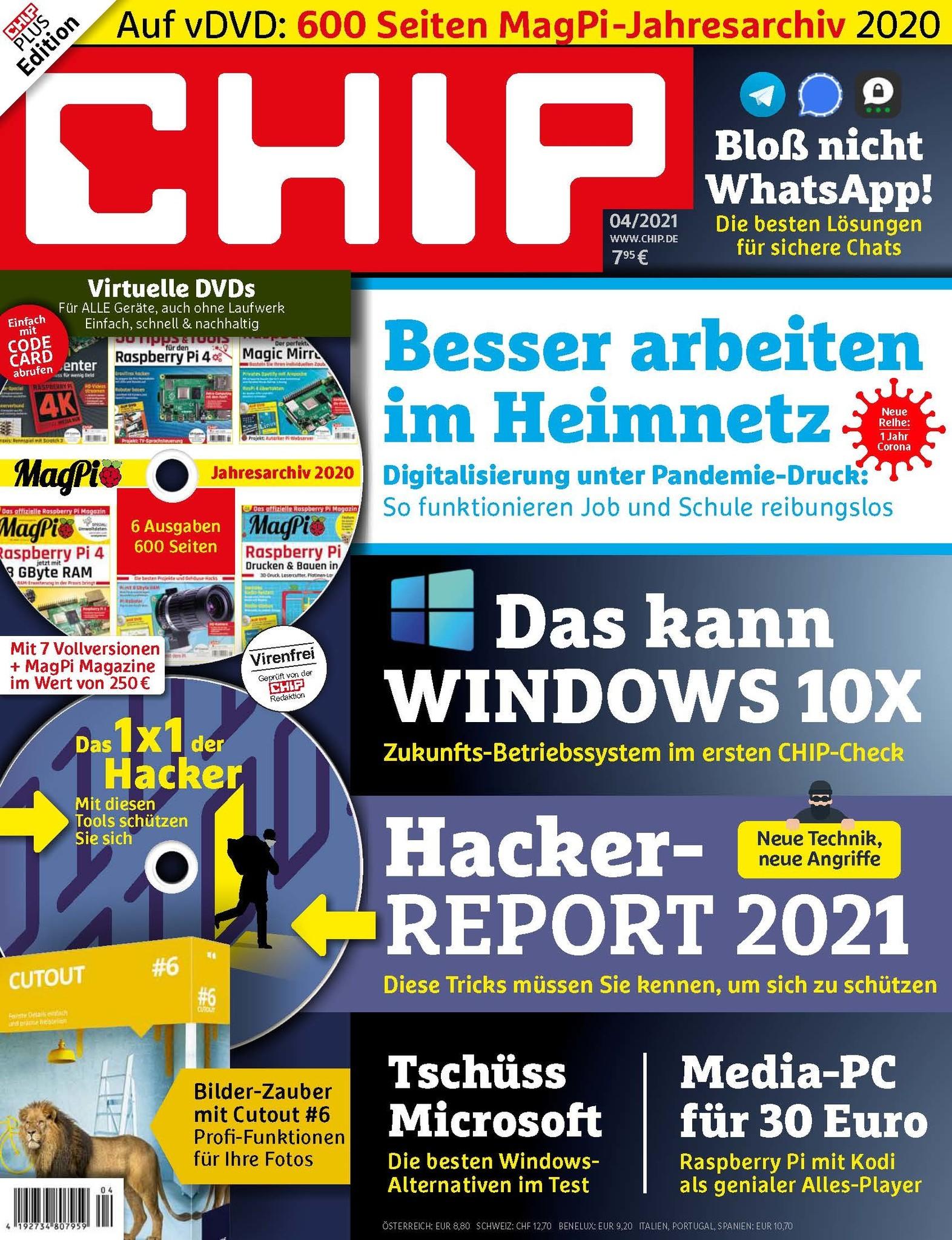 CHIP CHIP Plus - Besser arbeiten im Heimnetz
