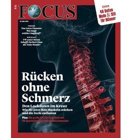 FOCUS Magazin Rücken ohne Schmerz