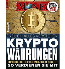 FOCUS-MONEY Kryptowährungen