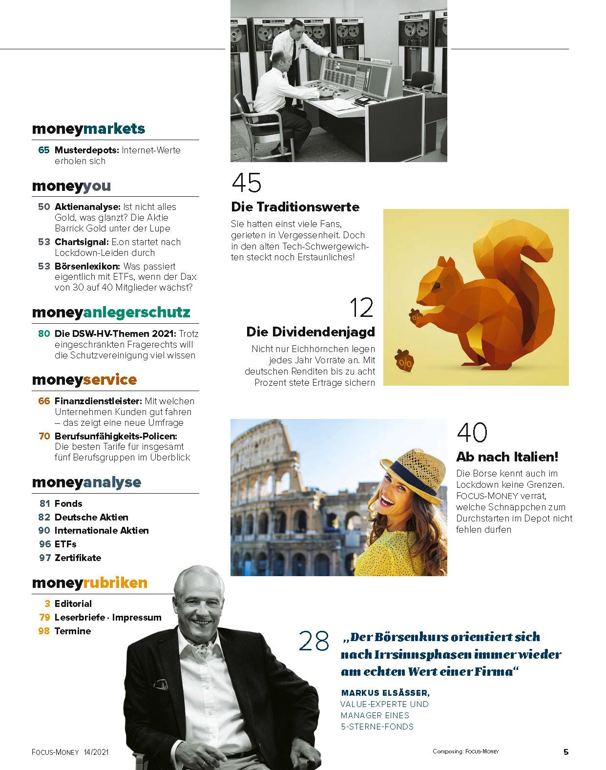 FOCUS-MONEY FOCUS MONEY – Die 100 besten Value-Aktien