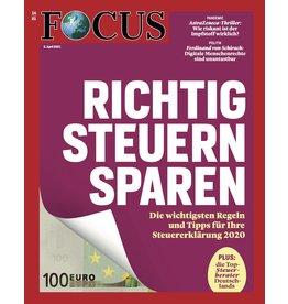 FOCUS Magazin Richtig Steuern sparen
