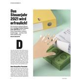 FOCUS-SPEZIAL FOCUS STEUERN - Die Spezialisten für Ihr Geld 2021