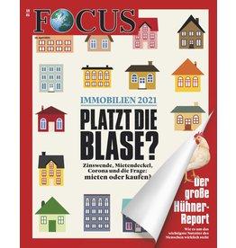 FOCUS Magazin Immobilien 2021: Platzt die Blase?