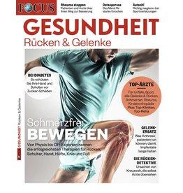 FOCUS-GESUNDHEIT Rücken & Gelenke 2021