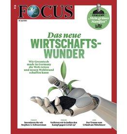 FOCUS Magazin Das neue Wirtschaftswunder