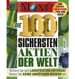 FOCUS-MONEY Die 100 sichersten Aktien der Welt