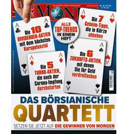 FOCUS-MONEY Das börsianische Quartett
