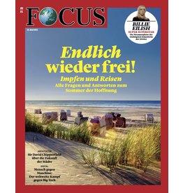 FOCUS Magazin Endlich wieder frei