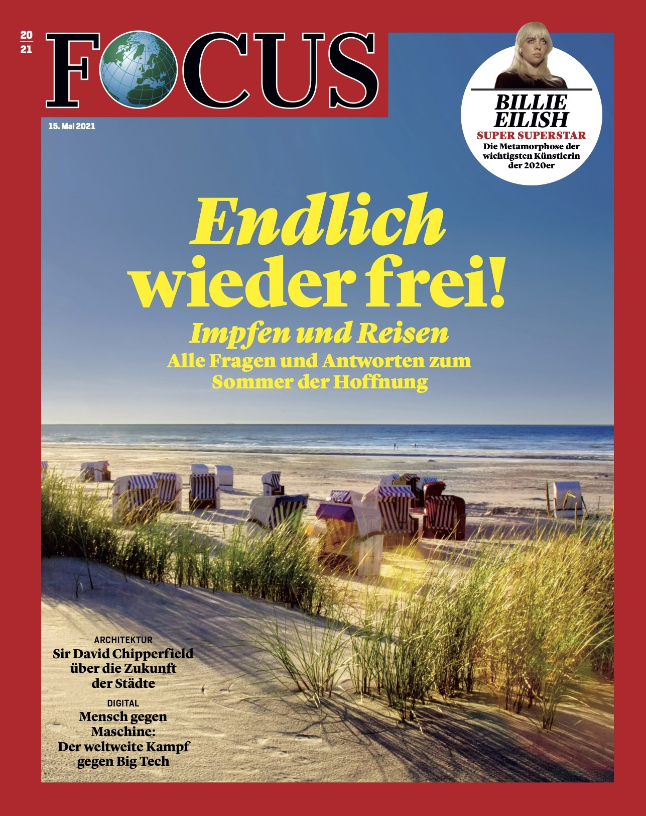 FOCUS Magazin FOCUS Magazin - Endlich wieder frei