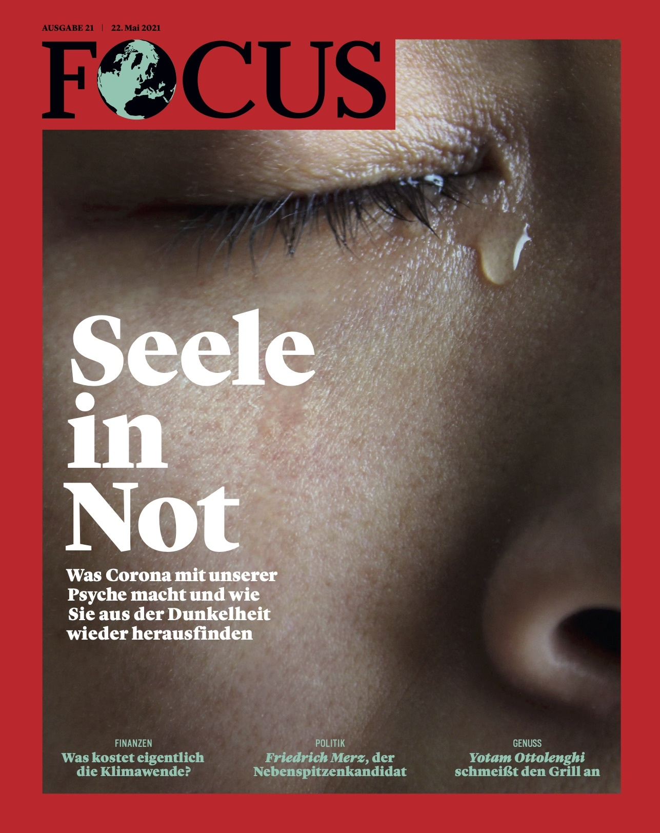 FOCUS Magazin FOCUS Magazin - Seele in Not