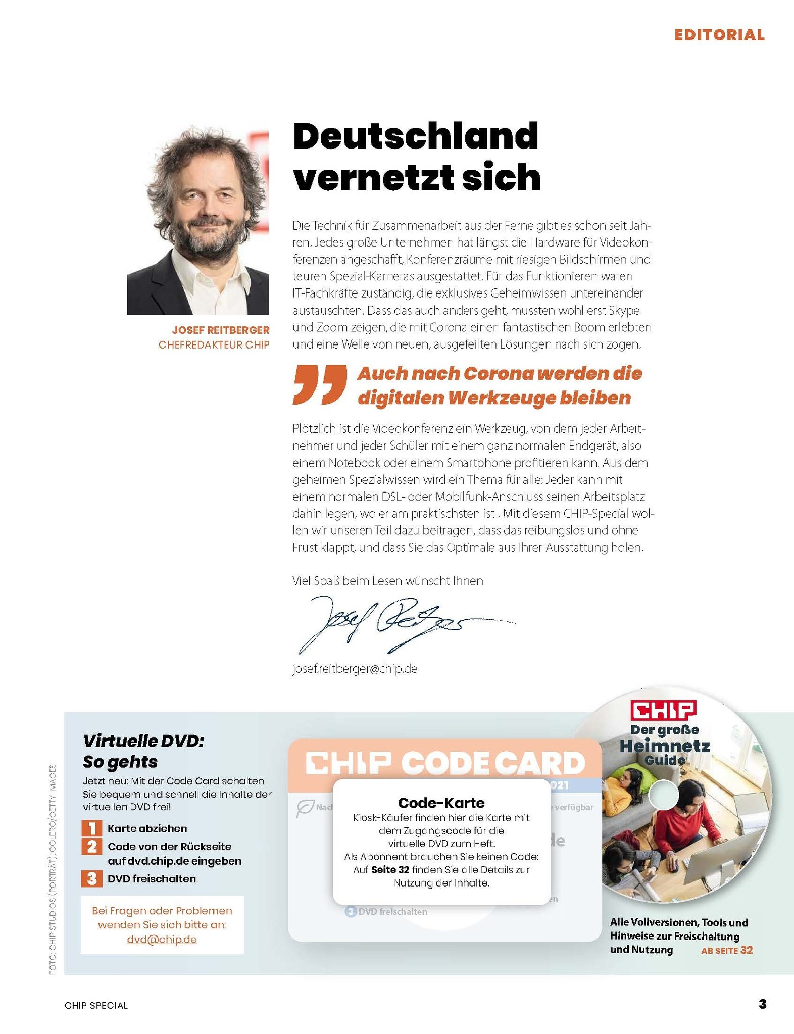 CHIP CHIP Special – Der große Heimnetz-Guide 2021