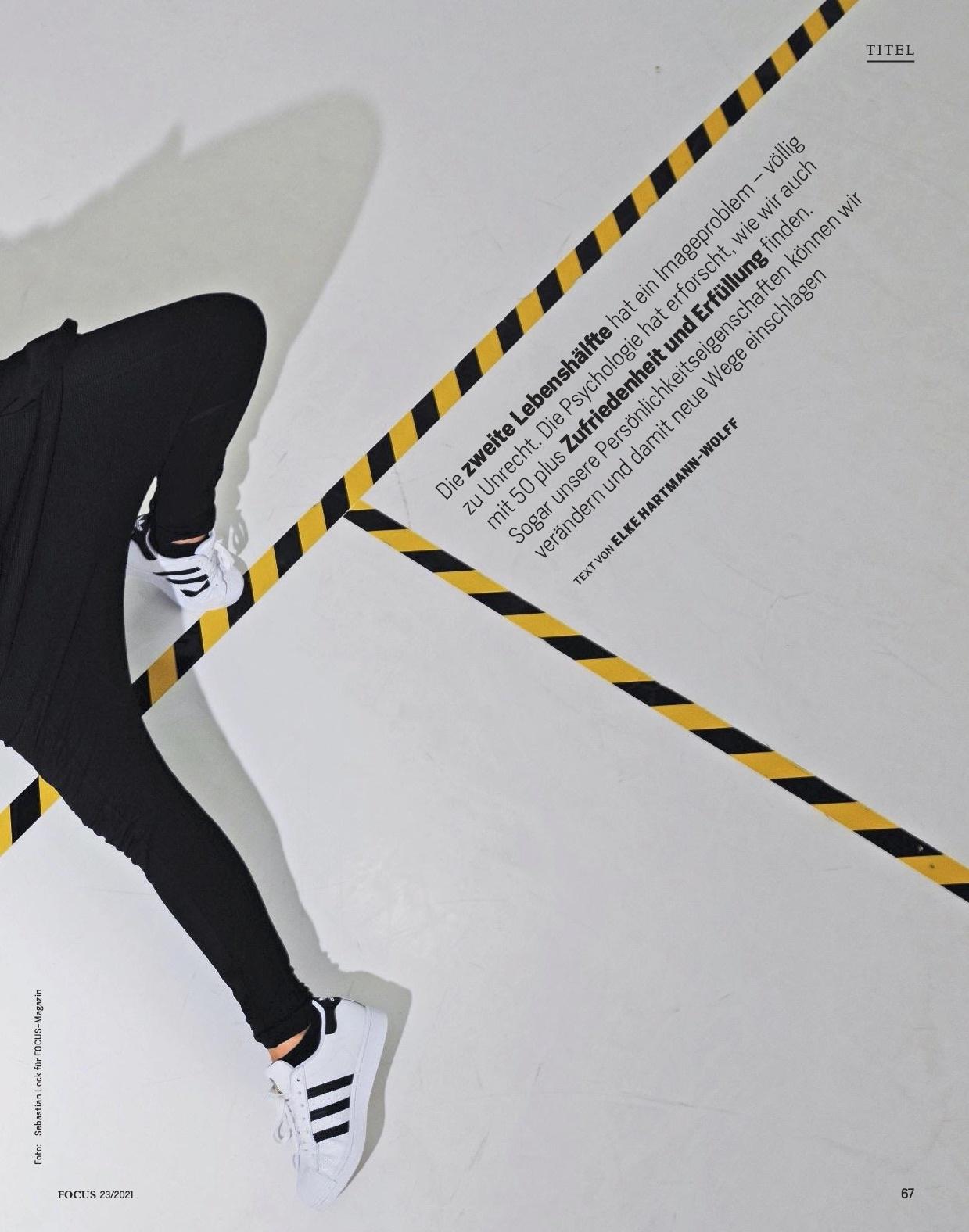 FOCUS Magazin FOCUS Magazin - Das Glück der zweiten Lebenshälfte
