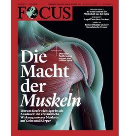 FOCUS Magazin Die Macht der Muskeln