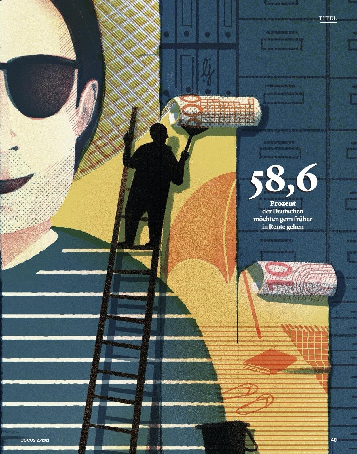 FOCUS Magazin FOCUS Magazin - Das Renten-Desaster