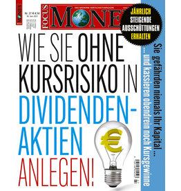FOCUS-MONEY Wie Sie ohne Kursrisiko in Dividendenaktien anlegen