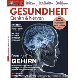 FOCUS-GESUNDHEIT Gehirn & Nerven 2021