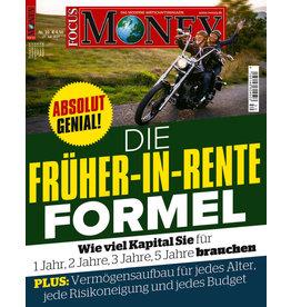 FOCUS-MONEY Die Früher-In-Rente-Formel