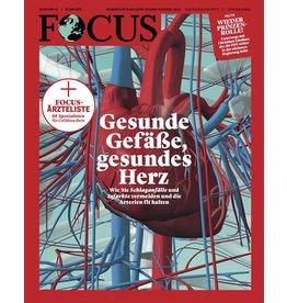 FOCUS Magazin Gesunde Gefäße, gesundes Herz