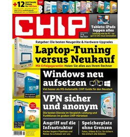 CHIP Laptop-Tuning versus Neukauf