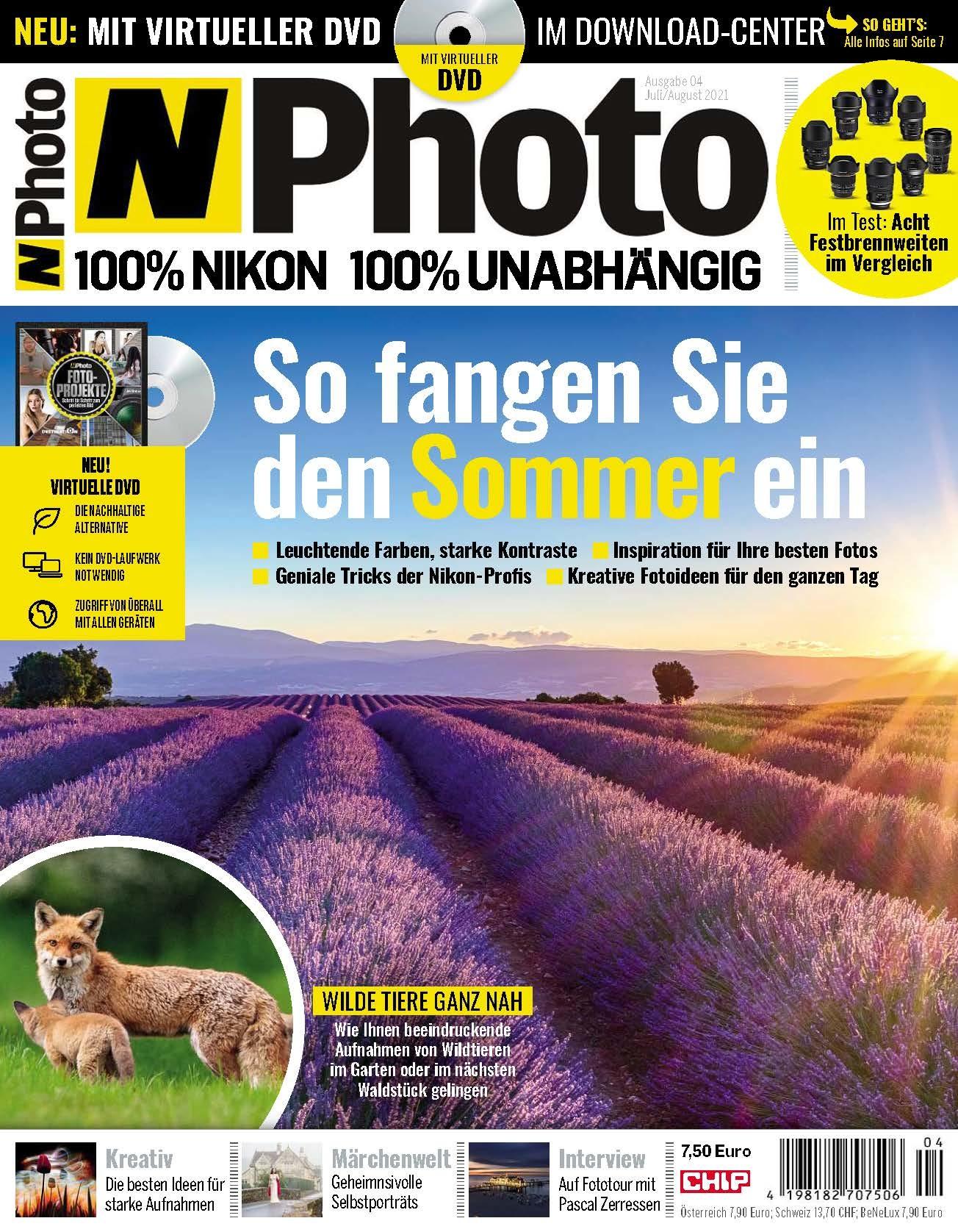 CHIP N-Photo – So fangen Sie den Sommer ein