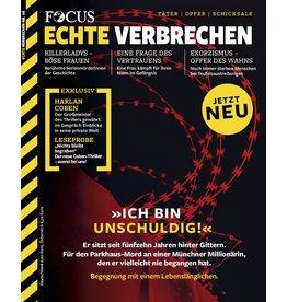 FOCUS Echte Verbrechen Echte Verbrechen Nr. 06/2021