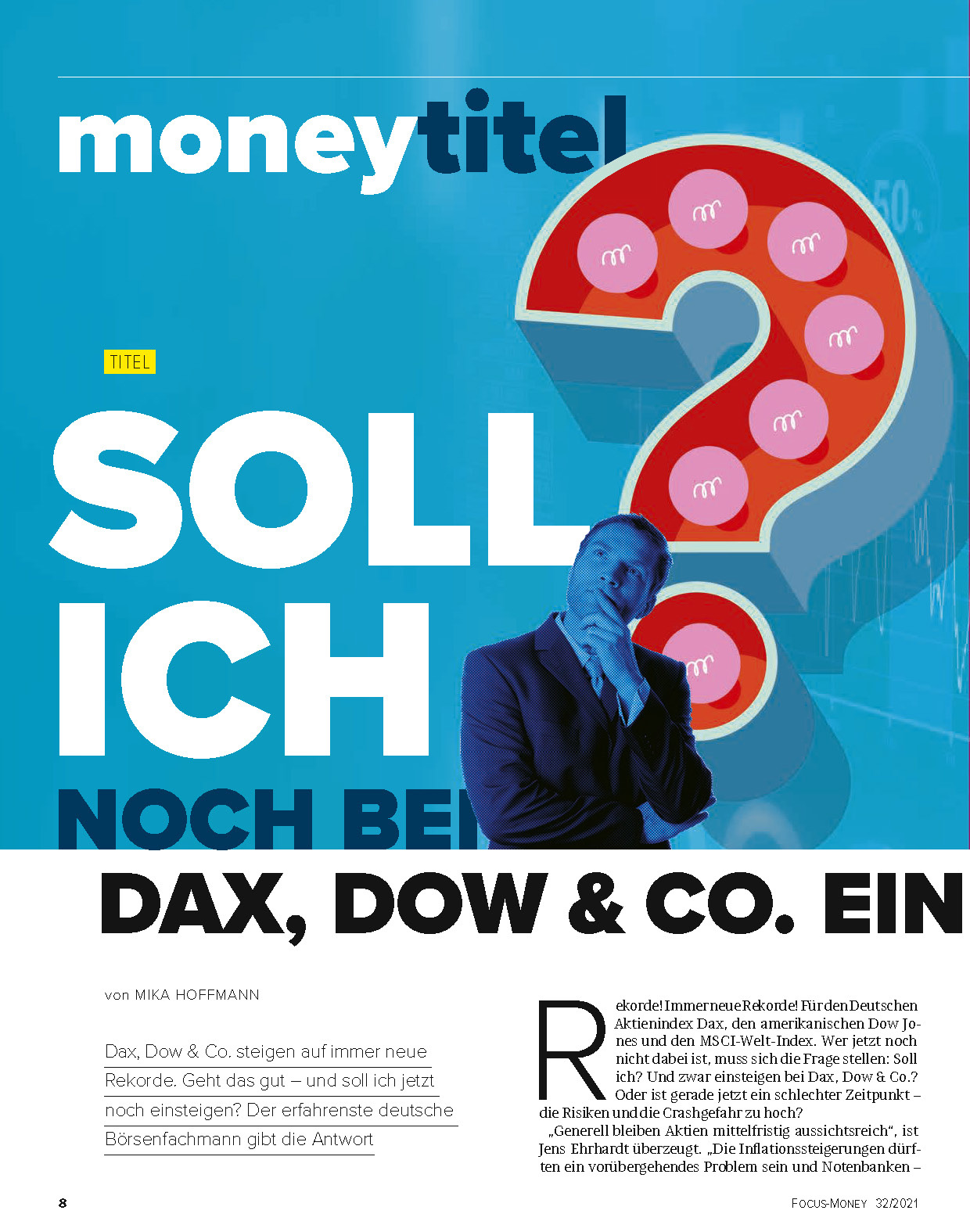 FOCUS-MONEY FOCUS MONEY – Soll ich?
