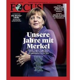 FOCUS Magazin Unsere Jahre mit Merkel