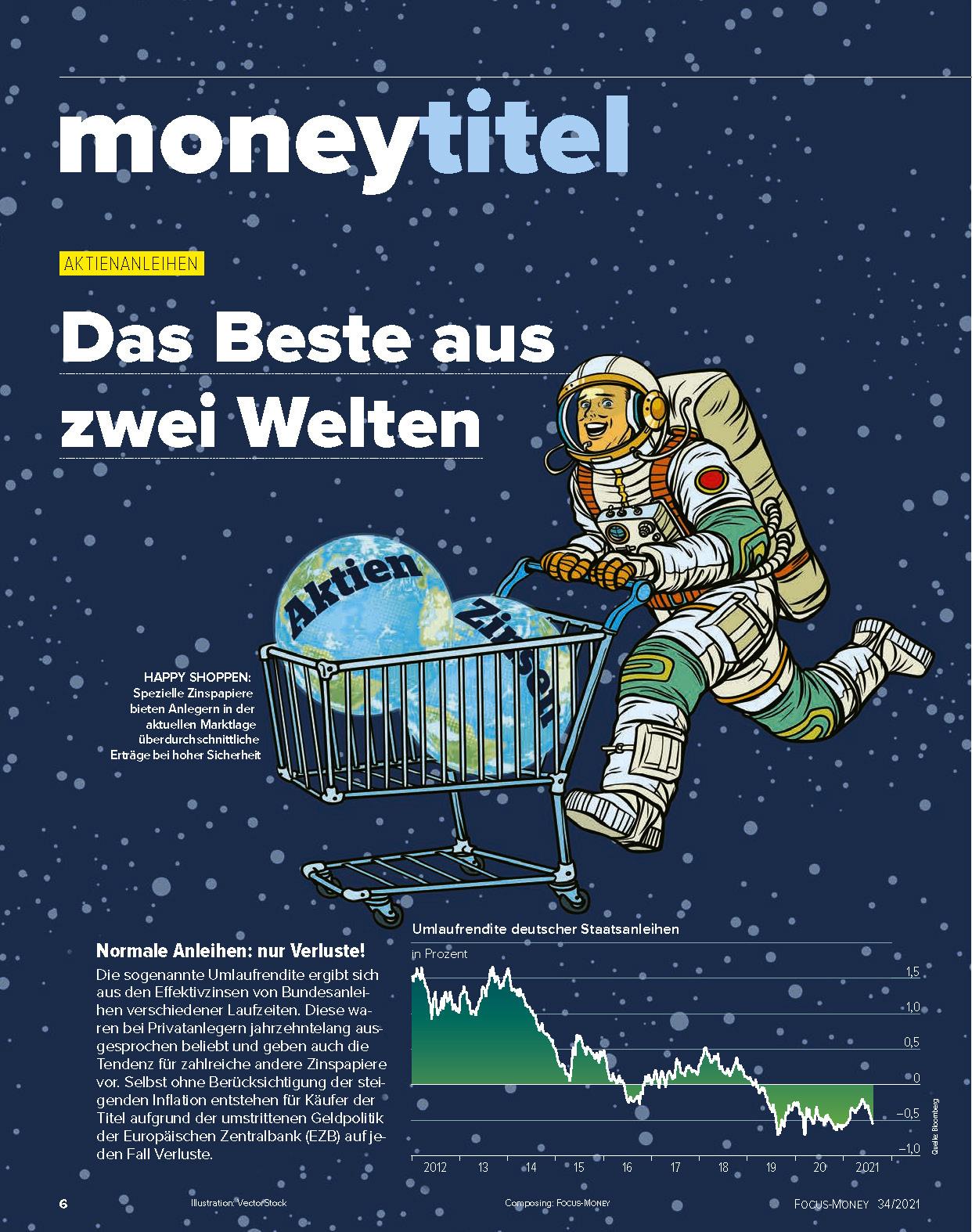 FOCUS-MONEY FOCUS MONEY – Nie wieder Zinsen? Doch!