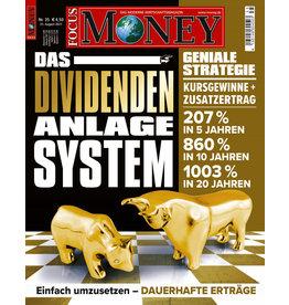 FOCUS-MONEY Das Dividenden-Anlage-System