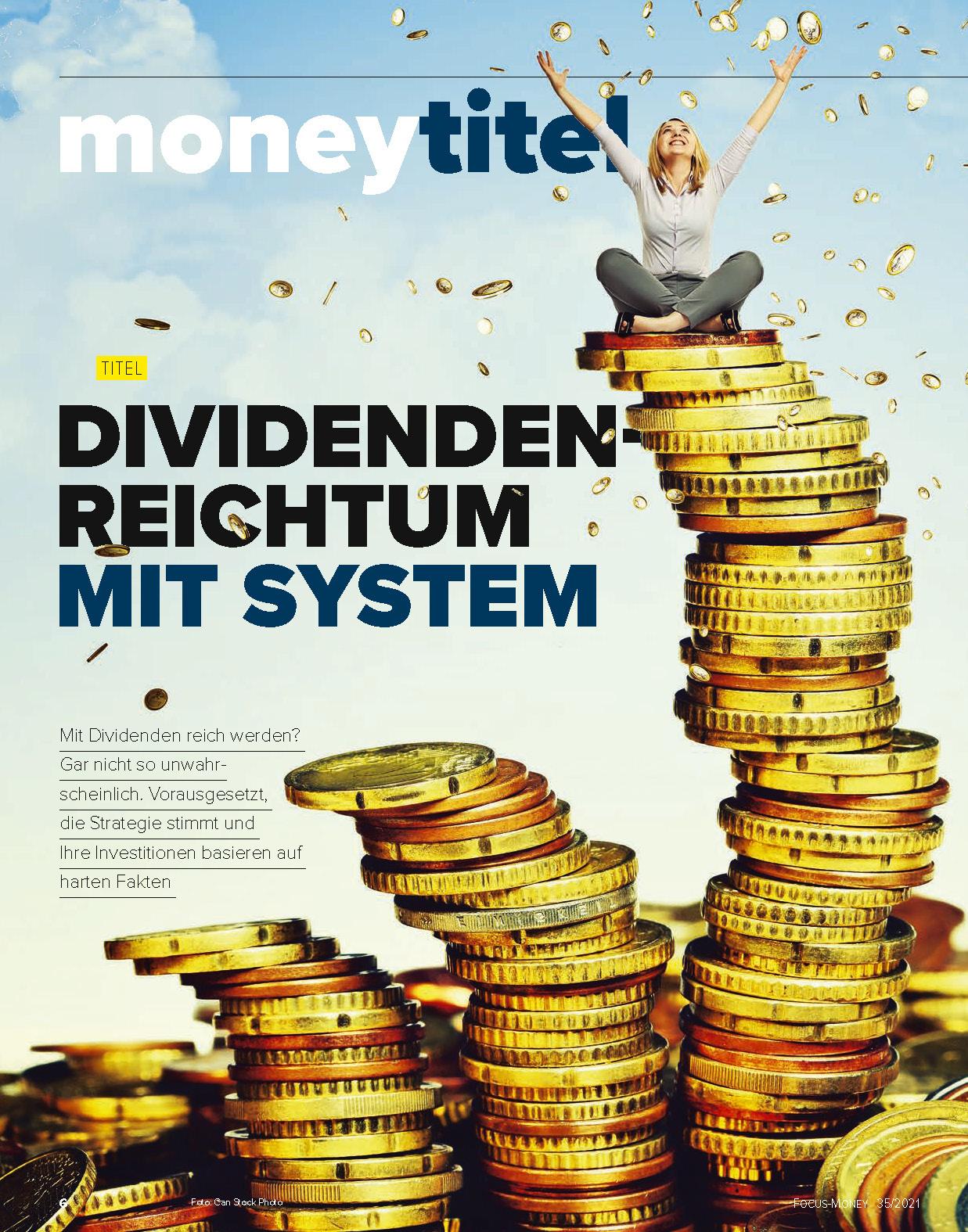 FOCUS-MONEY FOCUS MONEY – Das Dividenden-Anlage-System