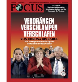FOCUS Magazin Verdrängen Verschlampen Verschlafen