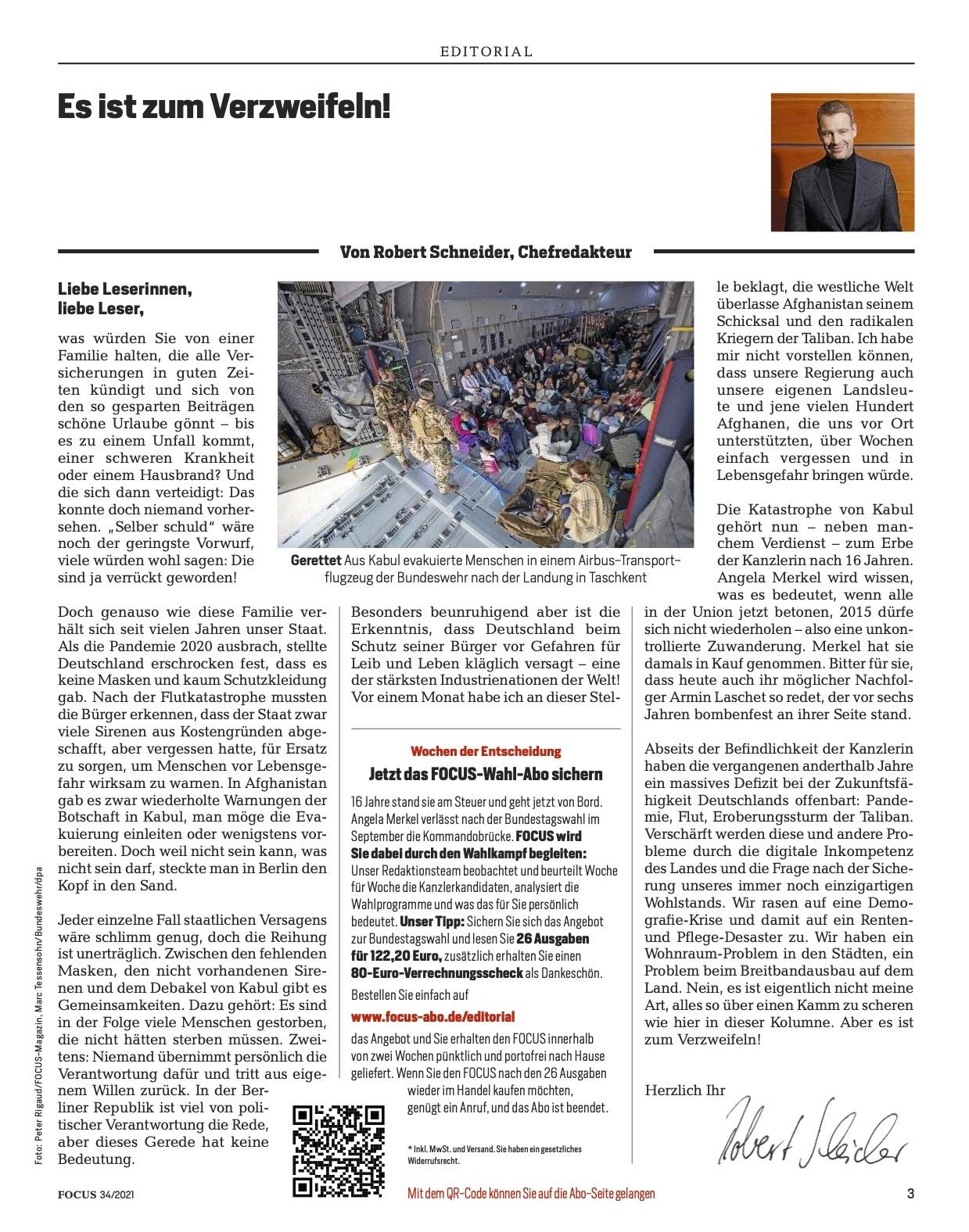 FOCUS Magazin FOCUS Magazin - Verdrängen Verschlampen Verschlafen