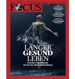FOCUS Magazin Länger gesund bleiben