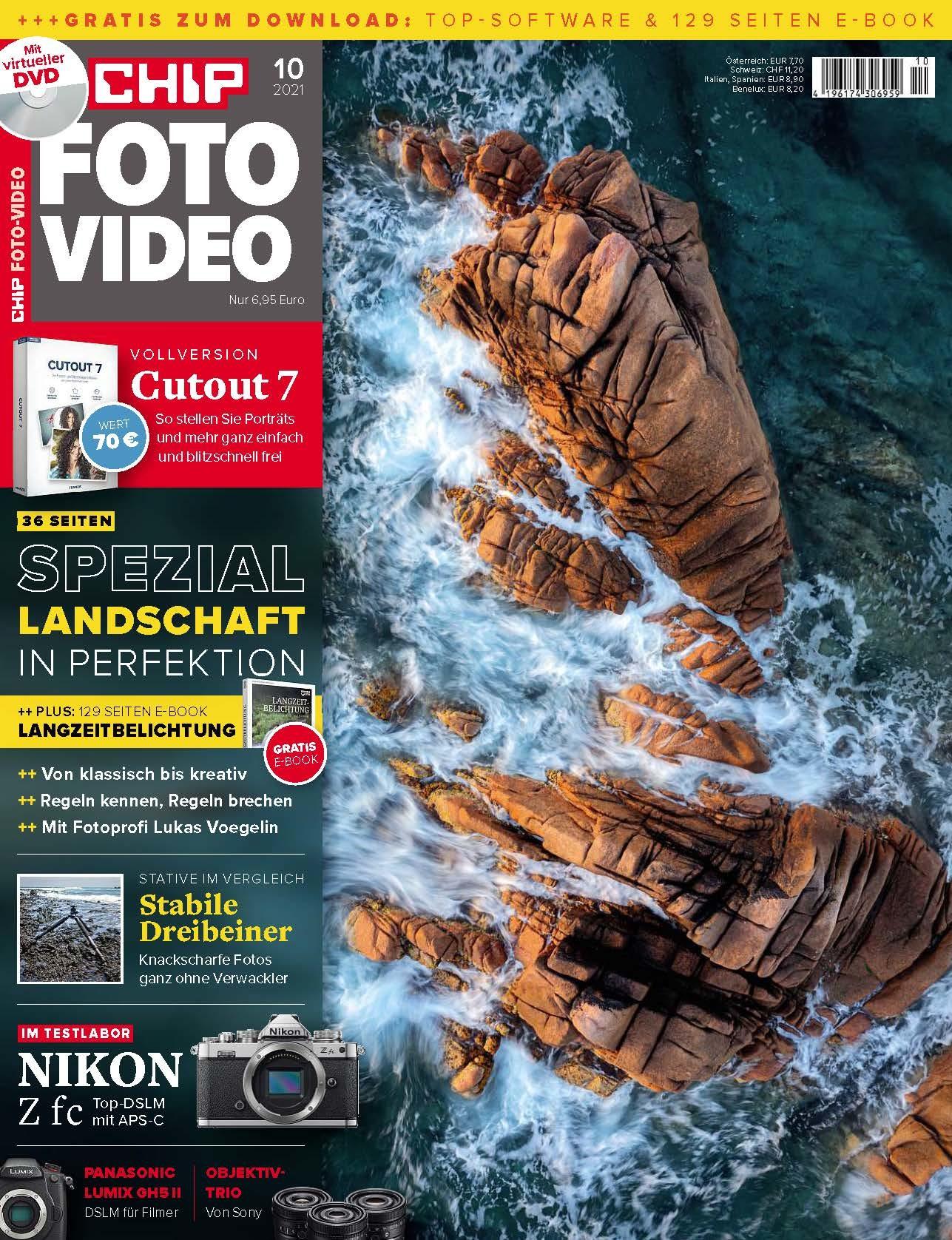 CHIP CHIP FOTO-VIDEO –  Landschaft in Perfektion